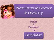 Prom Party Makeover & DressUp 1