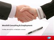 Working abroad: how to find jobs overseas Westhill Consulting