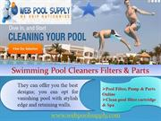 Pool Filter, Pump & Parts | Onlinewebpoolsupply.com