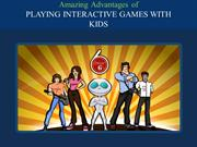 Interactive Educational Games for Kids Online