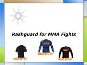 Rashguard for MMA Fights
