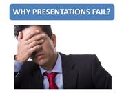 Why Presentations Fail