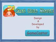 Kids Hair Salon - Fun and Addictive Kids Game