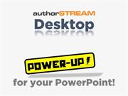 authorSTREAM Desktop a free PowerPoint add-in