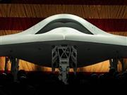 X-47B experimental aircraft