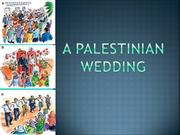 A Palestinian wedding