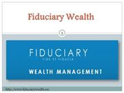 Top Wealth Management Firms - www.fiduciarywealth.eu