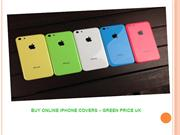 Buy Online iPhone Covers - Green Price UK