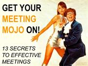 Rules for achieving effective meetings