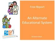 An Alternate Educational System