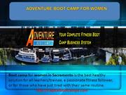 Adventure Boot Camp Sacramento Presentation
