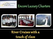 Have a Mind Blowing Holiday on Perth River Cruises
