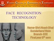 SHRI AKASH BHAI SUNDARKAND WALE [ FACE RECOGNITION TECHNOLOGY ]