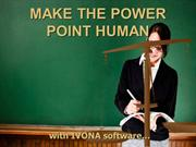 Make the PowerPoint Human