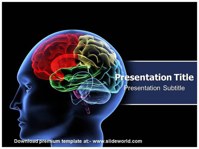 Neurology powerpoint template authorstream toneelgroepblik