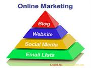 Different Ways of Online Marketing