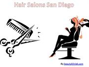 Eye Catching Trendy Looks From Hair Salons San Diego