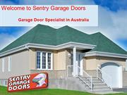 Sentry Garage Doors
