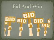 Bid and Win