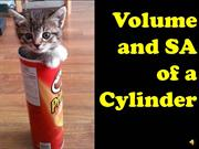 Cylinder Volume and SA - video