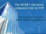 Secrets Why Great Companies Stay on TOP