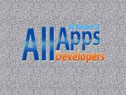 All Apps Developers-mobile app developer company