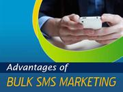 Advantages of bulk SMS marketing for business promotions