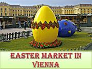 EASTER GREETINGS (EASTER MARKET IN VIENNA)
