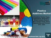 Plastics Additives Market
