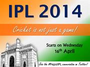 IPL7 - Indian Premier League 2014
