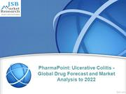 Ulcerative Colitis - Global Drug Forecast and Market Analysis to 2022