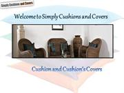 Buy Cushion Cover Online