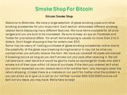 Smoke Shop For Bitcoin