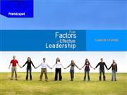 4-Factors-of-Leadership