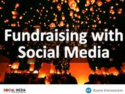 Online Fundraising with Social Media with Razoo and Social Media for N