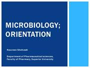 inroduction to microbiology