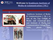Symbiosis College of Media and Communication