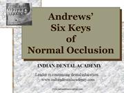andrews 6 keys