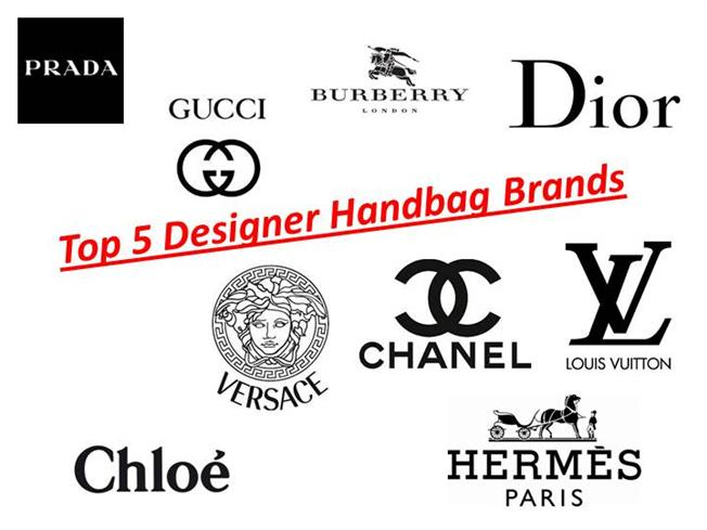 Top 5 Designer Handbags Brands Authorstream