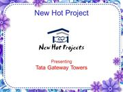 Tata Gateway Towers - Flats in Mulun East Location Mumbai Price