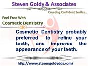 Dental Treatments by Cosmetic Dentist Beverly Hills