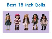 Dolls 18 inches Girls