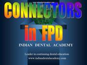 CONNECTORS –in FPD