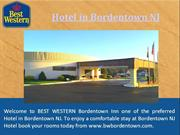 Hotel Bordentown New Jersey