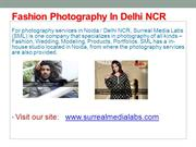 Indian Fashion Photography in Delhi NCR