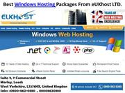 Best Windows Hosting Packages From eUKhost LTD