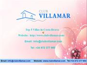Cheap Villa Rental Services in Spain