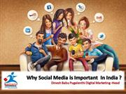 Why Social Media Marketing is Important in India