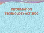 information teachnology act 2000