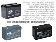 UPS and Batteries - A Guide By MCA Batteries